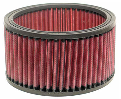 Large photo of K&N Filter Element, Round (5.875 OD x 4.875 ID x 3.25 H), Pegasus Part No. KN E-3218