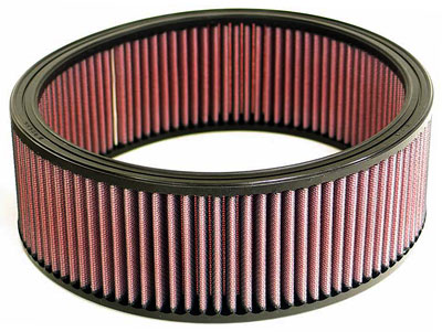 Large photo of K&N Filter Element, Round (9.625 OD x 8.375 ID x 3.25 H), Pegasus Part No. KN E-3670