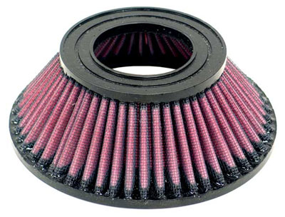 Large photo of K&N Filter Element, Round Tapered (5 7/8 B x 3.5 T x 2 H), Pegasus Part No. KN E-9156