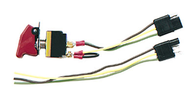 LA4549 ignition & momentary start toggle switch w cover & harness toggle switch wiring harness at readyjetset.co