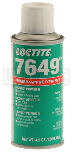 Large photo of (HAO) Loctite Surface Prep Cleaner/Primer/Activator, 4.5 oz, Pegasus Part No. LT-21348