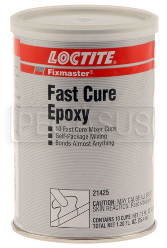 Large photo of Loctite Fixmaster Fast Cure Epoxy Mixer Cups, 10 pack, Pegasus Part No. LT-21425