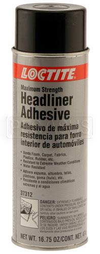 Bed Liner Spray >> (HAO) Loctite Maximum Strength Headliner Adhesive ...