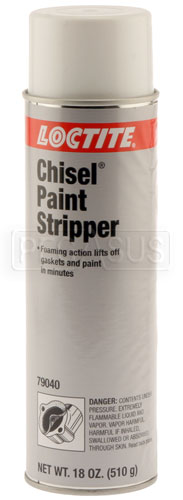 Large photo of (HAO) Loctite Chisel Gasket Remover, 18oz Aerosol, Pegasus Part No. LT-79040