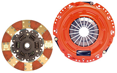 Large photo of 2000-04 Focus ZX3/ZX5 Centerforce Clutch Kit, Pegasus Part No. M-7563-Z3