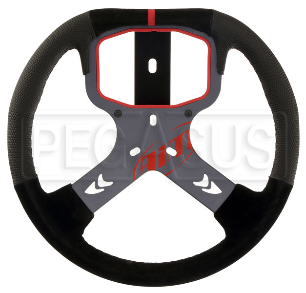 Large photo of MyChron 4 Steering Wheel, Pegasus Part No. MC-153-Color