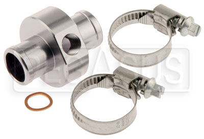 Large photo of MyChron Inline Water Coupler with 10mm Port, Pegasus Part No. MC-171-Size