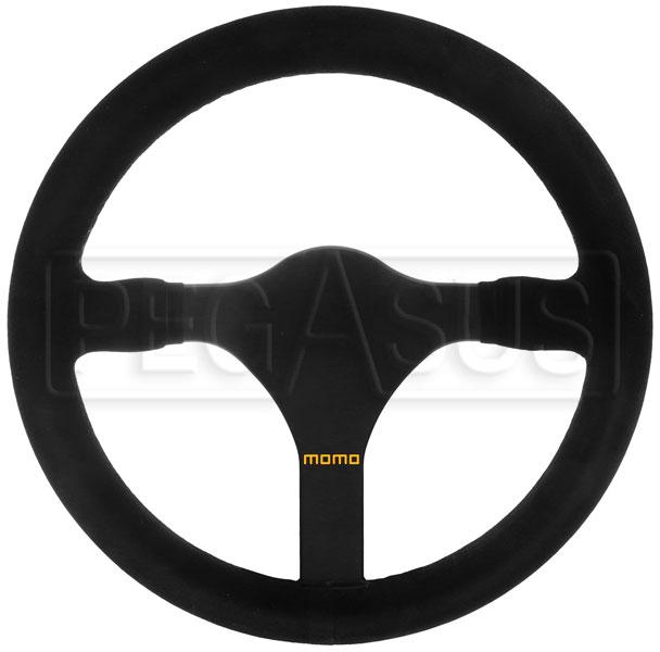 MOMO Model 31 Steering Wheel, Suede, 320mm