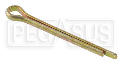 Large photo of MIL Spec Cotter Pin for Castellated Nut, Pegasus Part No. MS24665-Size