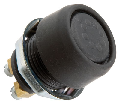 Large photo of OMP Water-Proof Push Button Switch, Pegasus Part No. OMP-EA467
