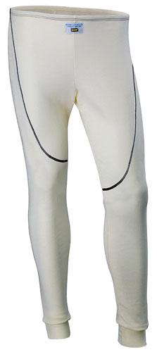 Large photo of OMP Nomex Underwear Bottoms, Long Pants, FIA, Pegasus Part No. OMP-IAA728P-Size