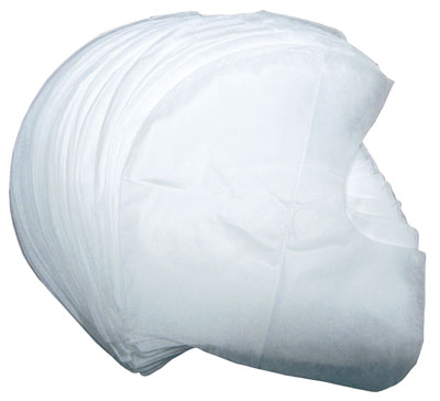 Large photo of OMP Disposable Balaclava, 25-pack, Pegasus Part No. OMP-KK03004
