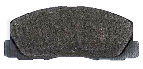 Large photo of PFC Racing Brake Pad, Dodge Colt Turbo, Pegasus Part No. PF328-Size