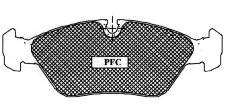 Large photo of PFC Racing Brake Pad, 87-91 BMW M3, 80-85 928 (D395), Pegasus Part No. PF395-Size