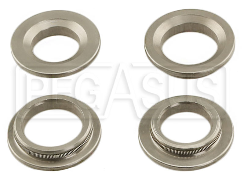 Large photo of PFC Caliper Piston Cap Kits with Retainers, Pegasus Part No. PF900-900102-Size