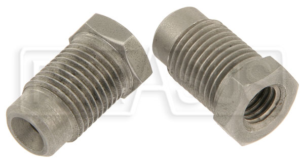 Large photo of PFC Brake Caliper Bleeder Inserts, M10x1.0, Set of 2, Pegasus Part No. PF900-900104-02