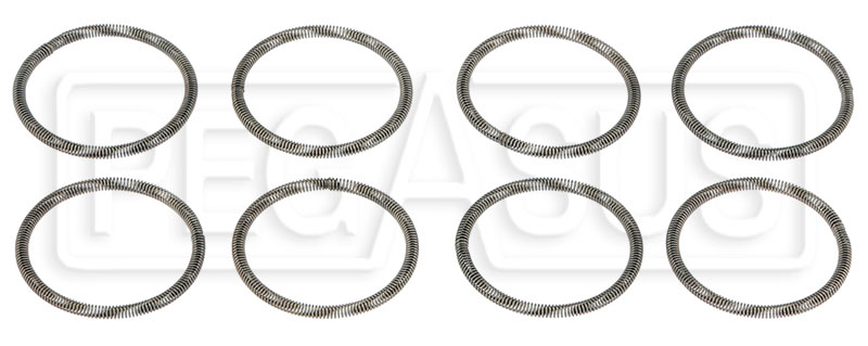 Large photo of PFC ZR25 Piston Cap O-Ring Retainers for Swift 016, 25.5mm, Pegasus Part No. PF900-900107-04