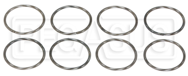 Large photo of PFC ZR25 Piston Cap O-Ring Retainers for Swift 016, 29mm, Pegasus Part No. PF900-900107-05