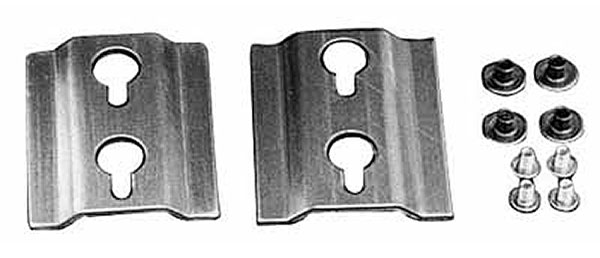 Large photo of Pit Pal Key Punch Bracket Kit (Set of 2), Pegasus Part No. PP240
