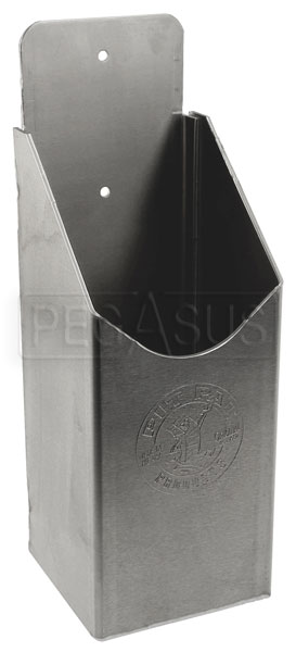Large photo of Pit Pal Fire Extinguisher Wall Cabinet, 2 Pound, Pegasus Part No. PP353