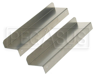 Large photo of Pit Pal Z-Brackets for Table Storage, pair, Pegasus Part No. PPZB157