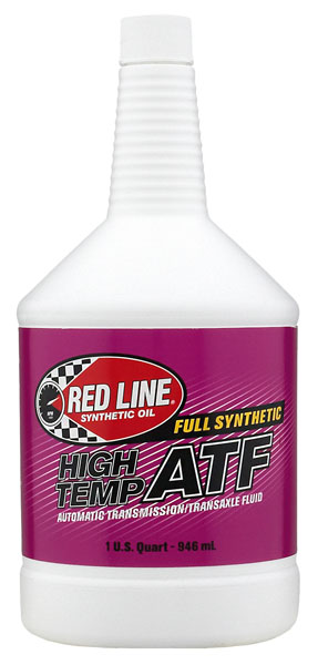 Large photo of Red Line Synthetic High Temp Automatic Transmission Fluid, Pegasus Part No. RL004-Quantity
