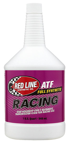 Large photo of Red Line Synthetic Racing Automatic Transmission Fluid, Pegasus Part No. RL005-Quantity