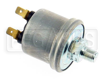Large photo of Stack 150 psi Analog Fluid Pressure Sensor only (1/8 NPT), Pegasus Part No. ST745