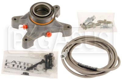 Large photo of Tilton 400 Series Hydraulic Release Bearing, 44mm, Pegasus Part No. TE 61-402