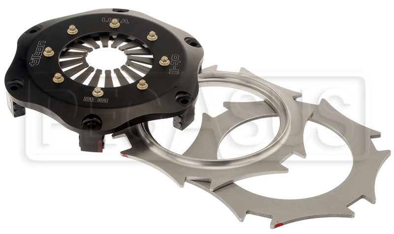 Large photo of Tilton OT-2 Twin Plate Clutch, 7.25