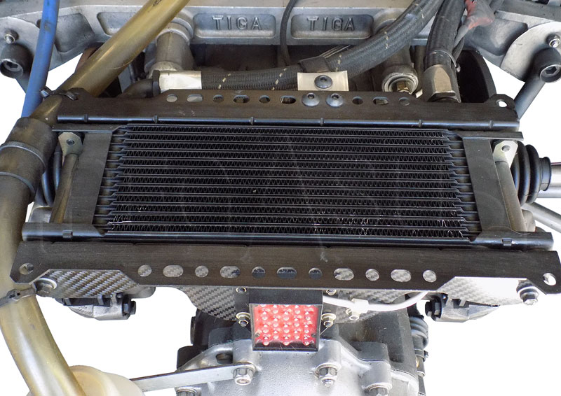 Choosing and Using Engine Oil Coolers - Pegasus Auto Racing