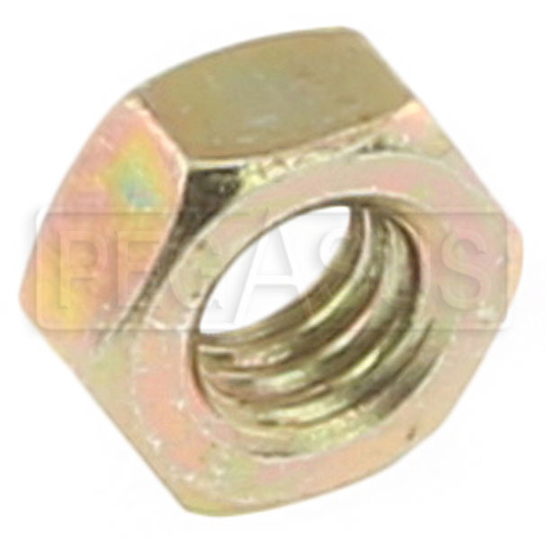 Large photo of Weber DCOE Air Horn Fixing Nut, Pegasus Part No. WC-34715.010