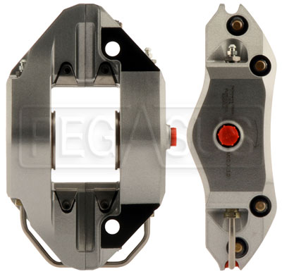 Large photo of PFC ZR55 Aluminum Caliper, Front (Trailing), Right, Pegasus Part No. 3552-504