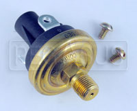 Click for a larger picture of Oil Pressure Warning Switch, 60psi 1/8 NPT