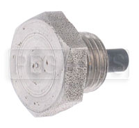 Click for a larger picture of Magnetic Plug, Cap Screw Type 1/2-20