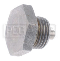 Click for a larger picture of Magnetic Plug, Cap Screw Type  5/8-18