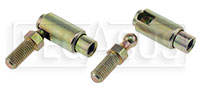 Click for a larger picture of Quick Release Stud Type Ball Joint with 1/4-28 Threads