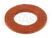 Click for a larger picture of Fiber Sealing Washer for Racetech Pressure Gauges