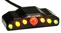 Click for a larger picture of Cartek 5-Stage Programmable Sequential Shift Light