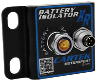 Click for a larger picture of Cartek XR Battery Isolator Unit Only
