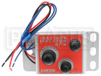 Click for a larger picture of Cartek GT Battery Isolator Unit Only