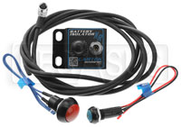 Click for a larger picture of Cartek XR Battery Isolator Kit with Red External Button