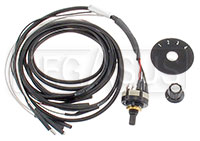 Click for a larger picture of 4 Position Probe Selector with 8' Cable