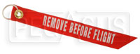 Click for a larger picture of Remove Before Flight Streamer