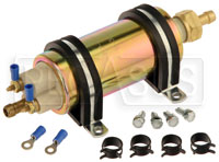 Click for a larger picture of Low Pressure in-line Fuel Pump, Universal TBI