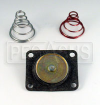 Click for a larger picture of Diaphragm Repair Kit for Holley Fuel Pressure Regulator