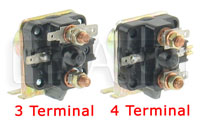 Click for a larger picture of Lucas Starter Solenoid