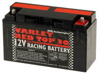 Click for a larger picture of (B) Varley Red Top 30 Battery, 27AH