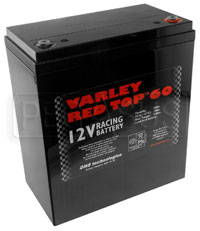 Click for a larger picture of (B) Varley Red Top 60 Battery, 51AH