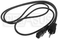 Click for a larger picture of Replacement AC Power Cord for Varley Battery Charger, US